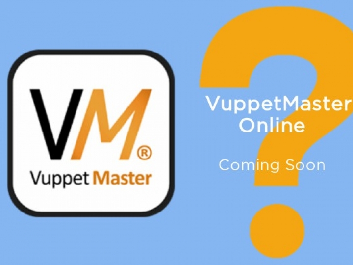 Coming soon: VuppetMaster Online
